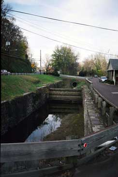 Lock 8, New Hope
